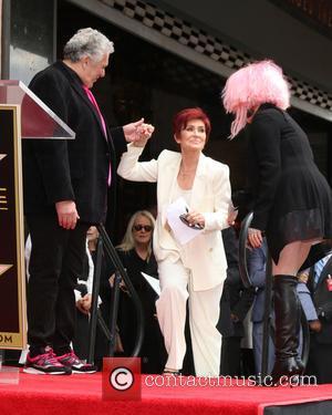 Harvey Fierstein, Sharon Osbourne and Cyndi Lauper