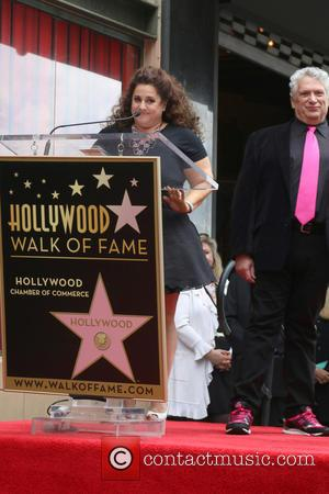 Marissa Jaret Winokur and Harvey Fierstein