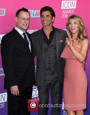 Dave Coulier, John Stamos and Lori Loughlin