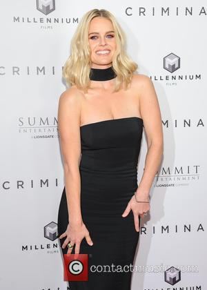 Alice Eve: 'Criminal Set Was Like Acting Masterclass'