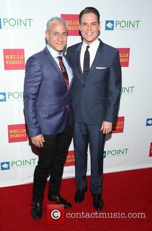 Greg Louganis and Jorge Valencia