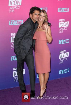 John Stamos and Lori Loughlin