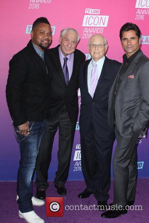 Cuba Gooding Jr., Garry Marshall, Norman Lear and John Stamos