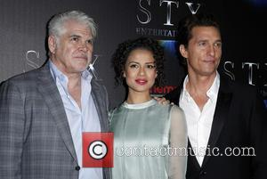 Gary Ross, Gugu Mbatha-raw and Matthew Mcconaughey