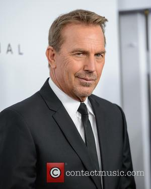 Kevin Costner - New York premiere of