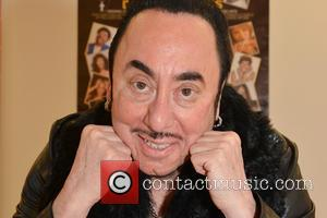 Contestant and David Gest
