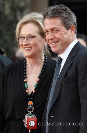 Meryl Streep and Hugh Grant