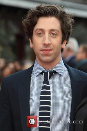 Simon Helberg - Florence Foster Jenkins UK Premiere at the Odeon Leicester Square, London at Odeon Leicester Square - London,...
