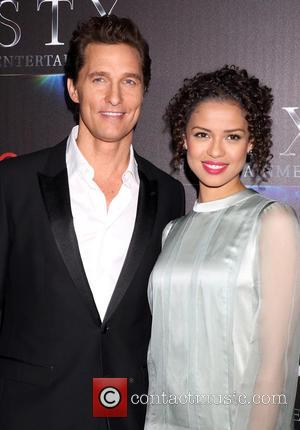 Gugu Mbatha-raw and Matthew Mcconaughey