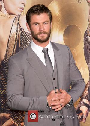 Chris Hemsworth - Celebrities attend The Huntsman: Winter's War Premiere at  Regency Village Theater in Westwood. at Regency Village...