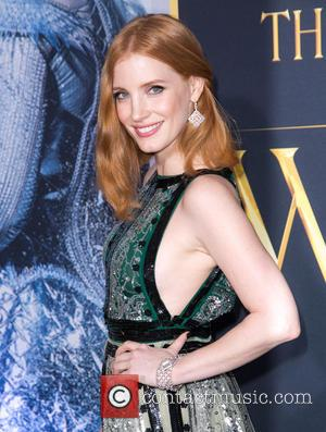 Jessica Chastain Struggled To Fight In Heels On The Huntsman