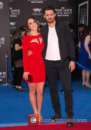 Chloe Bennet and Austin Nichols
