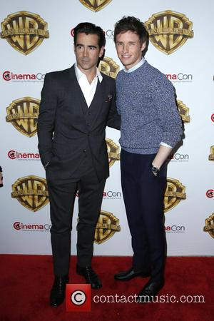 Eddie Redmayne's Nerves Calmed By Colin Farrell's Back Rub