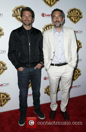 Bradley Cooper and Todd Phillips
