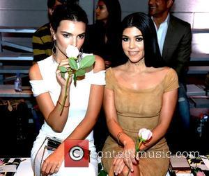 Emily Ratajkowski and Kourtney Kardashian