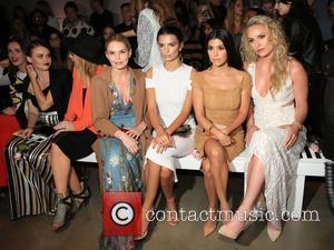 Jennifer Morrison, Emily Ratajkowski and Kourtney Kardashian