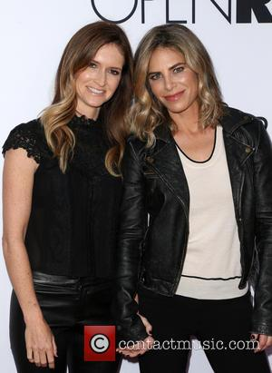 Heidi Rhoades and Jillian Michaels