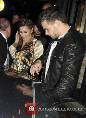 Cheryl Fernandez Versini Liam Payne - Cheryl Fernandez Versini And Liam Payne seen leaving Sexy Fish restaurant in Mayfair -...