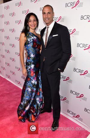 Cristen Barker and Nigel Barker