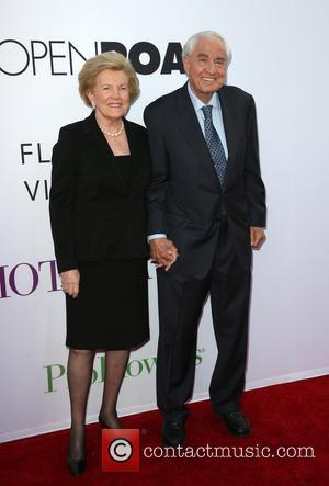 Barbara Marshall and Garry Marshall