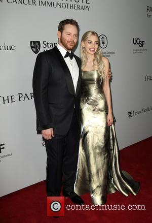 Sean Parker and Wife Alexandra Parker