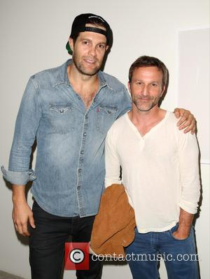 Geoff Stults and Breckin Meyer