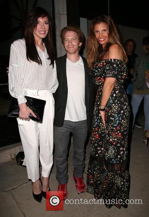 Krista Allen, Seth Green and Charisma Hardy