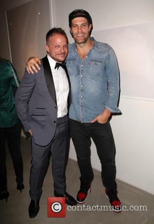 Randall Slavin and Geoff Stults