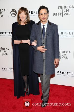 Jane Rosenthal and Zac Posen