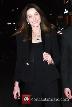 Carla Bruni: 'I Could Cut Nicolas Sarkozy's Throat If He's Unfaithful'