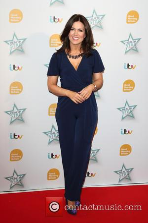 Susanna Reid - Good Morning Britain Health Star Awards at the Hilton Park Lane, London at Hilton Park Lane -...