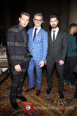 Nico Tortorella, Eric Rutherfoird and Kyle Krieger