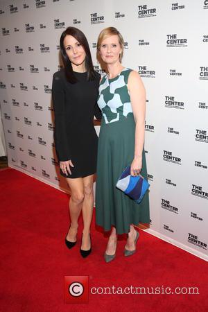 Mary Louise Parker and Cynthia Nixon