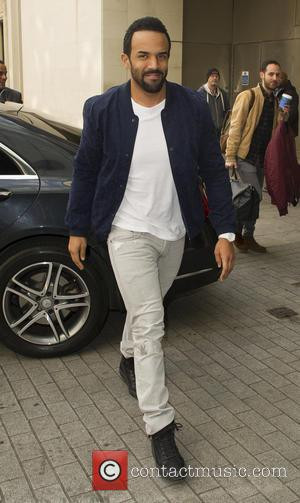 Craig David - Craig David seen arriving at BBC Radio 1 studios - London, United Kingdom - Thursday 14th April...