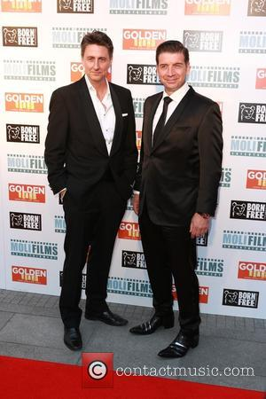 John Miller and Nick Knowles
