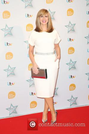 Kate Garraway - Good Morning Britain's Health Star Awards - Arrivals - London, United Kingdom - Thursday 14th April 2016