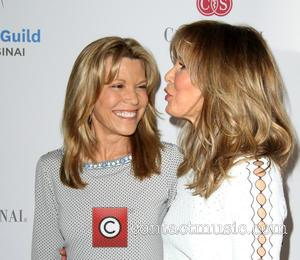 Vanna White and Jaclyn Smith