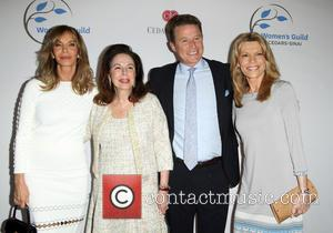 Jaclyn Smith, Wendy Goldberg, Billy Bush and Vanna White