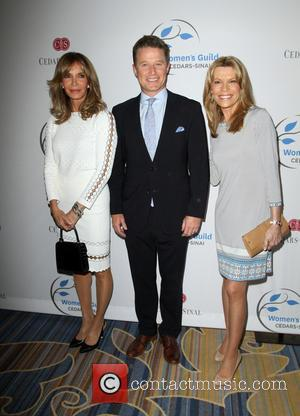 Jaclyn Smith, Billy Bush and Vanna White