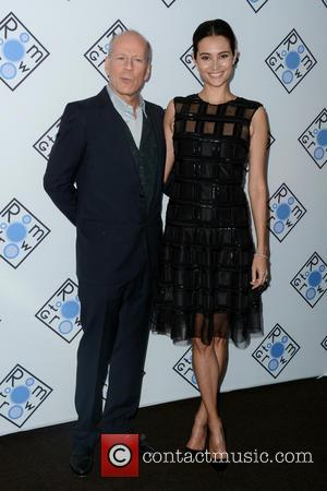 Bruce Willis and Emma Heming Willis