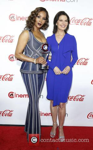 Vivica A. Fox and Sela Ward