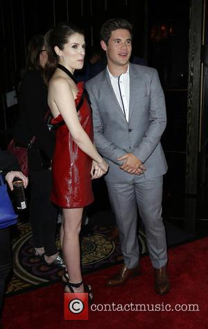 Anna Kendrick and Adam Devine
