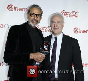 Jeff Goldblum and Brent Spiner