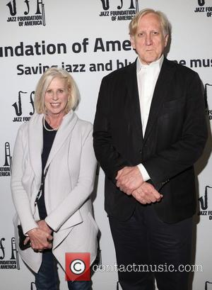 Callie Khouri and T Bone Burnett