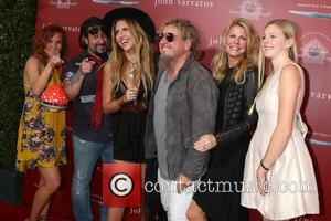 Sammy's Daughter-in-law, Sammy's Son, Kari Karte-hagar, Sammy Hagar and Daughters