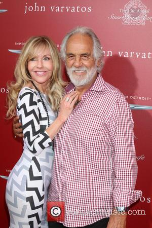 Shelby Chong and Tommy Chung