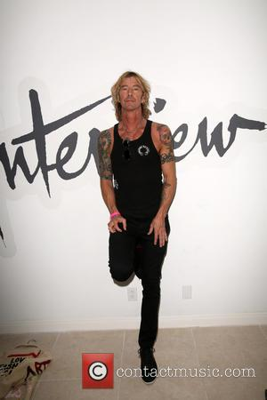 Duff McKagan - Celebrities attend Paradise House Presented By Interview Hosted By Susan Holmes-McKagan in Palm Springs. at Palm Springs...