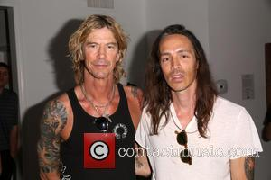 Duff Mckagan and Brent Bolthouse