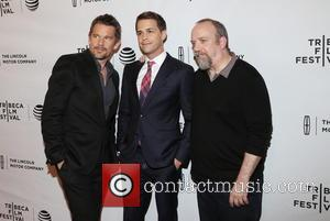 Ethan Hawke, Johnny Simmons and Paul Giamatti