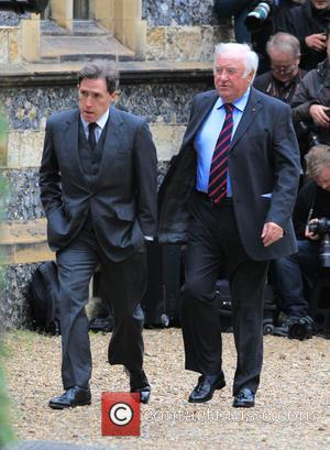 Rob Brydon and Jimmy Tarbuck